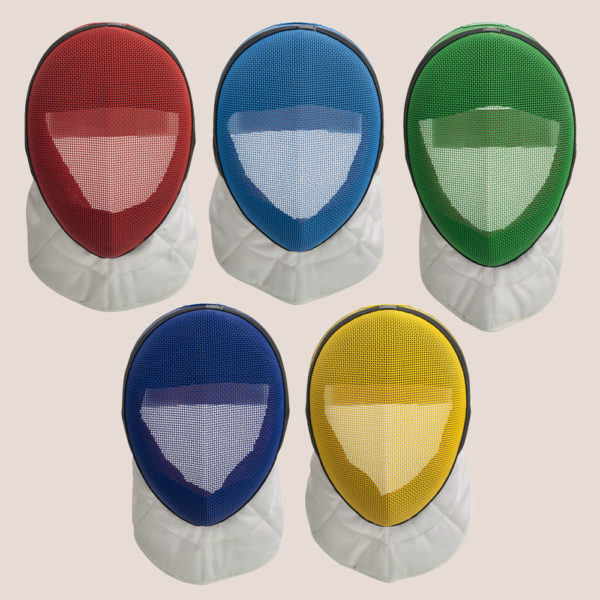 Mask Allstar Color Comfort 1600N epee